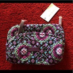 NWT Vera Bradley Iconic Mini Cosmetic Bag